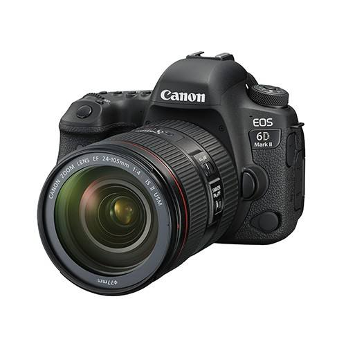 Canon EOS 6D II kiti (24-70mm f/4L IS USM)