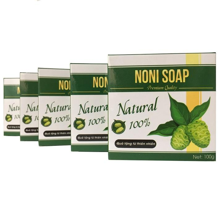 NONI SOAP HIGH MOISTURE MADE IN VIETNAM - Ms.Phoebe//+84344010866
