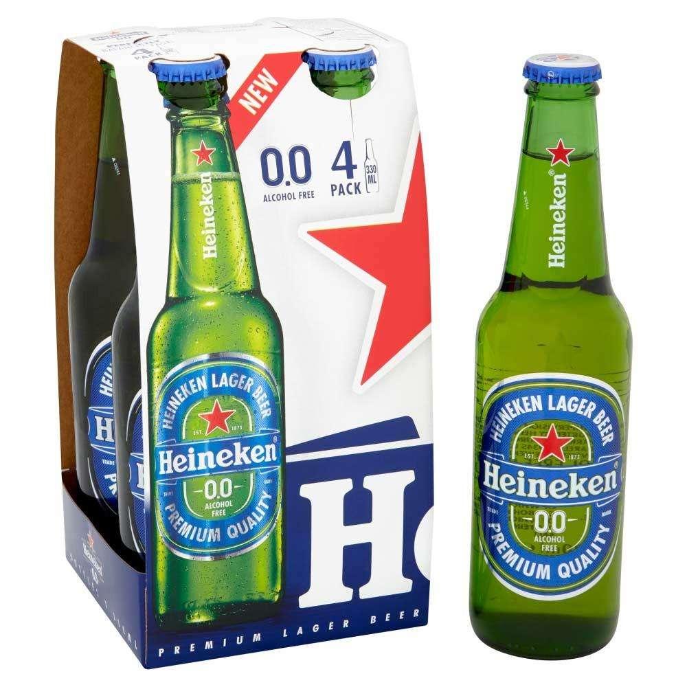 Heineken 0.0% Non Alcohol Beer
