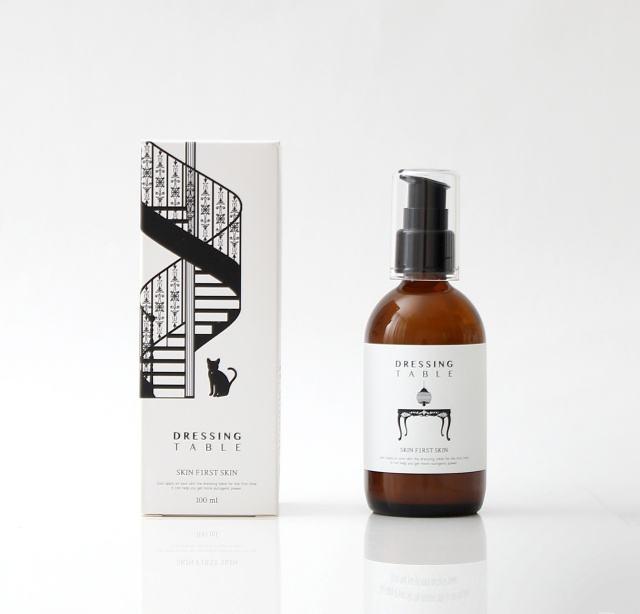 High quality organic natural cosmetics skin care made in Korea