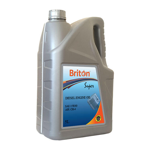 High Quality Briton Diesel Engine Oil Top Fleet SAE 15W40 CH-4 Heavy Duty Total Protection Automotive Lubricants made in Dubai