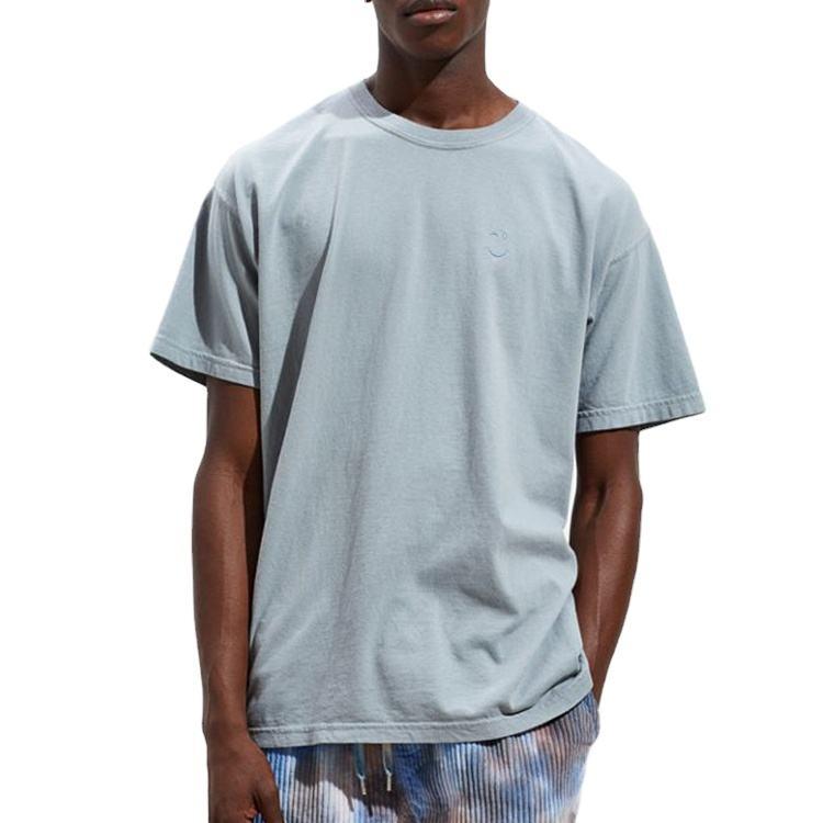 new design luxury quality cotton loose fit little drop shoulder brand blank men t shirt oversized