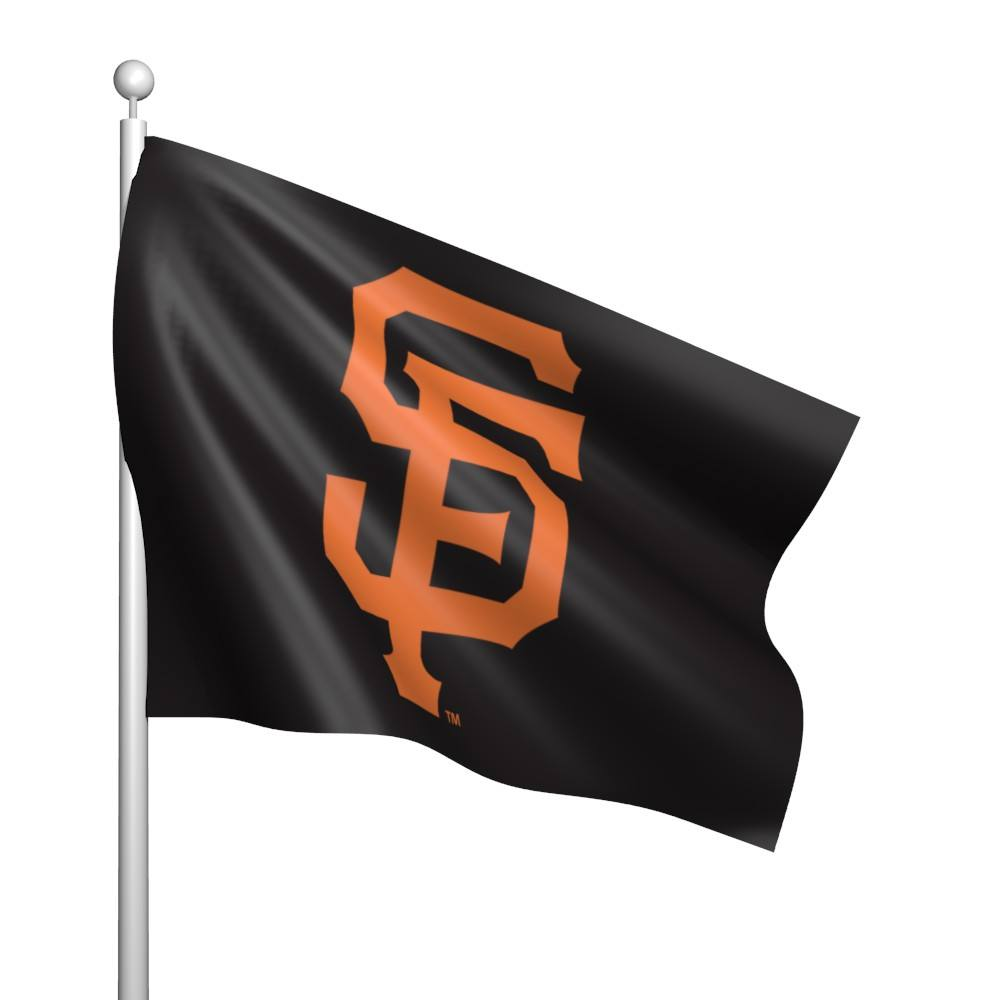 Hoge Kwaliteit San Francisco Giants <span class=keywords><strong>Vlag</strong></span> 3X5 Sf Logo