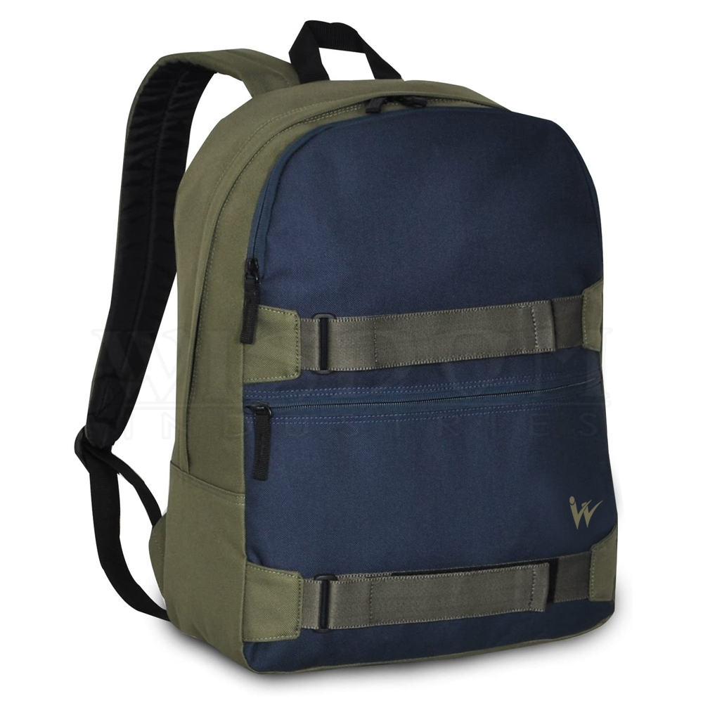 Wholesale Factory Price Polyester Fabric Backpack
