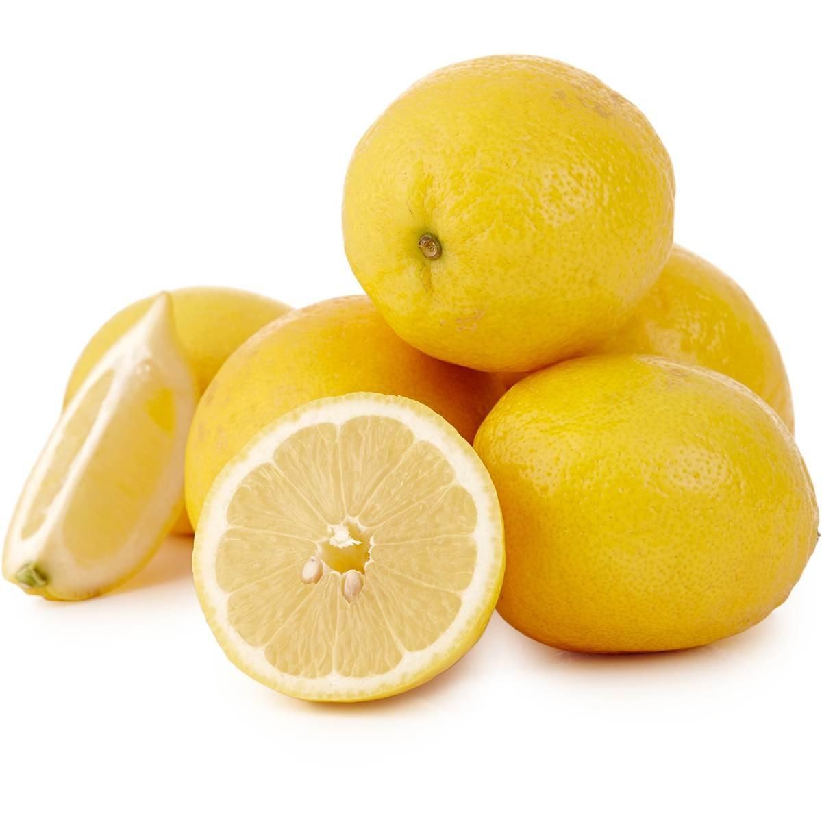 Fresh Citrus Fruit / Fresh Lemon seedless