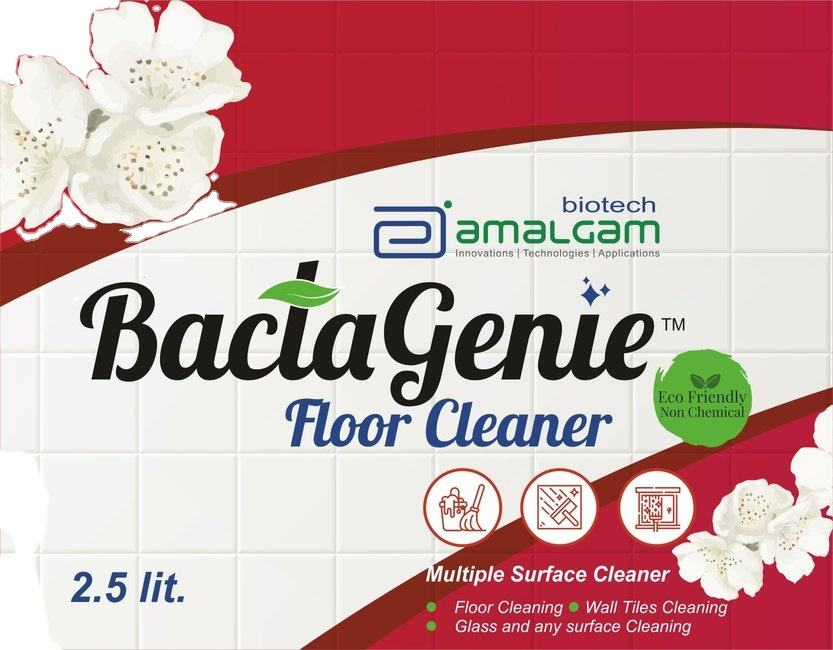 BACTA GENIE- Floor Cleaner