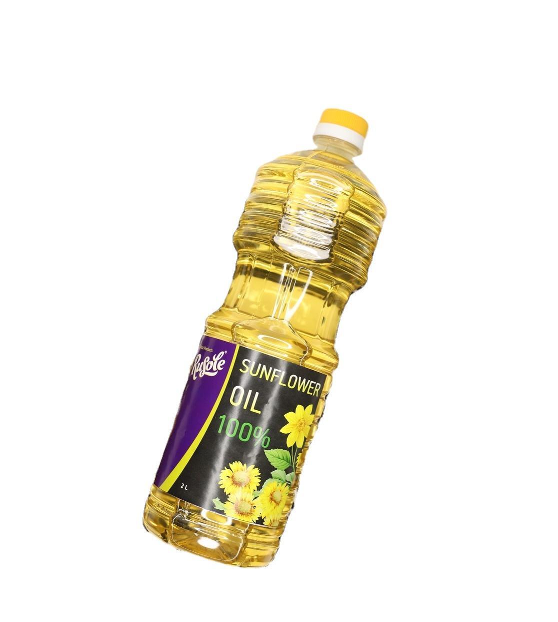 Refined Sunflower Oil For Sale / Best Sun Flower Oil 100% Refined Sunflower Cooking Oil Ukraine