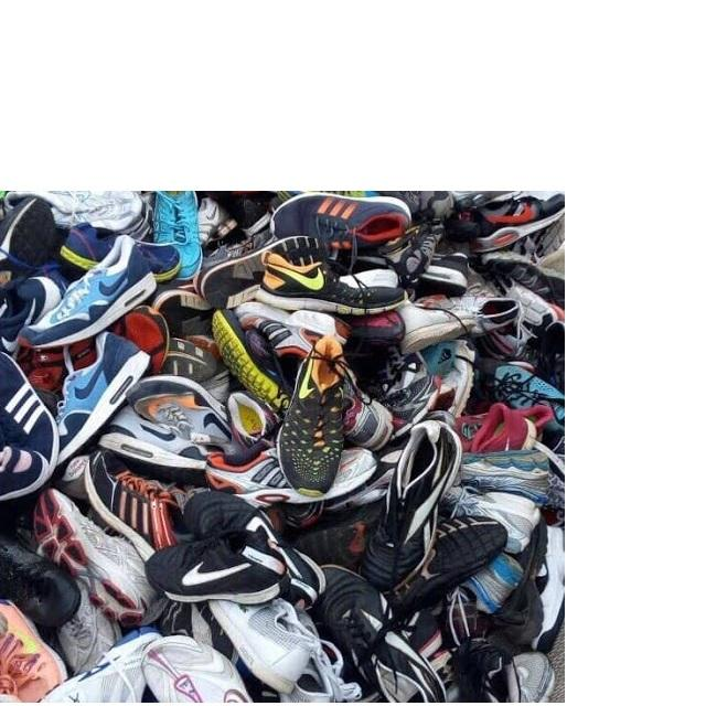 UK and US used shoes in bales all styles bulk cheap used shoes for sale