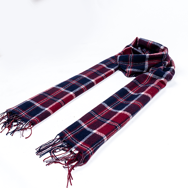 Duurzame Ethische <span class=keywords><strong>Kasjmier</strong></span> Sjaal Wrap Plaid Check Blauw Rood Navy Vervilte Winter Unisex Pure Nepal <span class=keywords><strong>100</strong></span>% <span class=keywords><strong>Kasjmier</strong></span> Sjaal