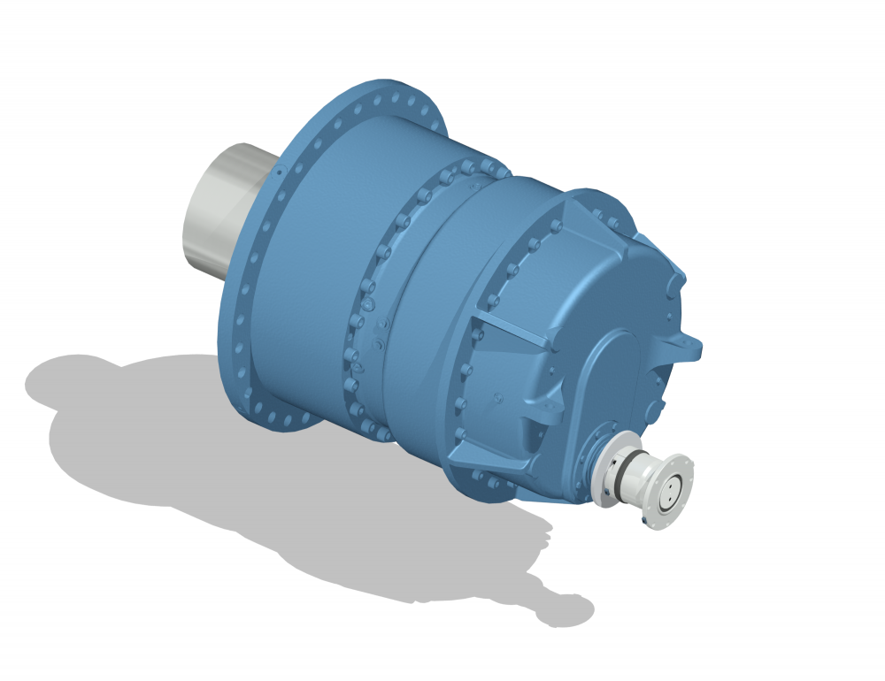 Planetary Gearbox / Roller press / HPGR/ Cement & Minerals / compact & customized design / Heavy Duty / High-Torque