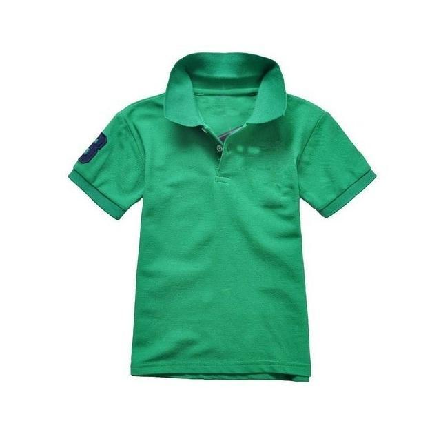 Детские футболки-поло для девочек