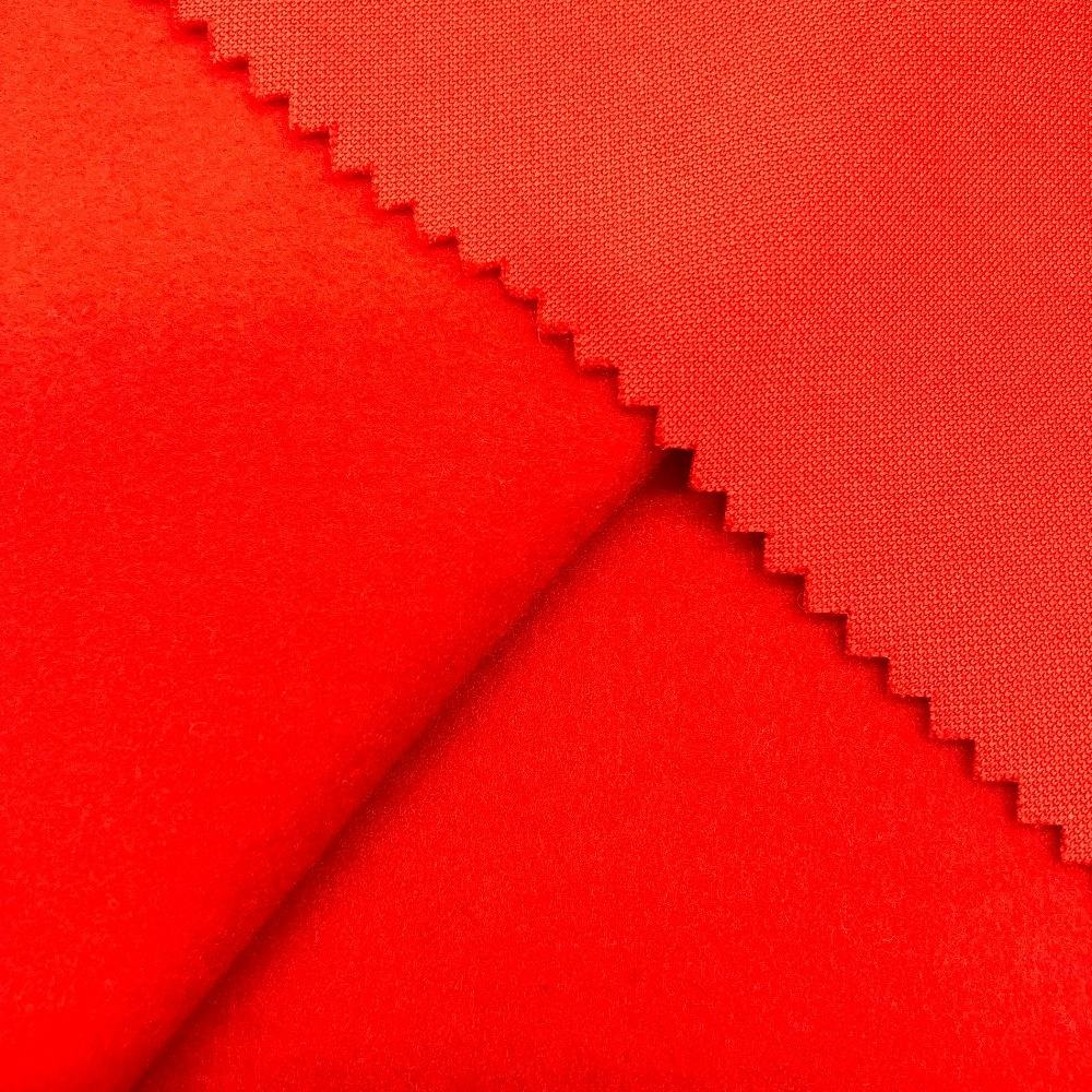 Moda giyim 100% polyester <span class=keywords><strong>triko</strong></span> fırçalanmış çin süet <span class=keywords><strong>kumaş</strong></span>