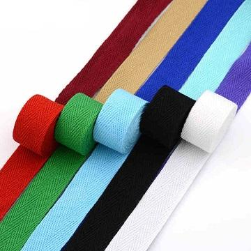 30mm 1.2 inch custom width various colors nylon webbing manufacturer and exporter