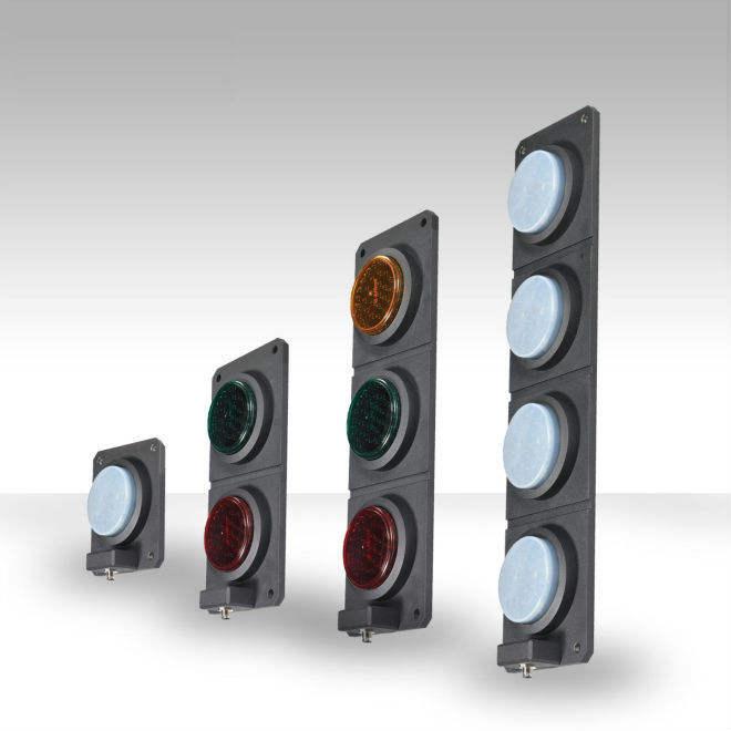 LED Indicador Esparcidor/Semáforo-Serie SSL