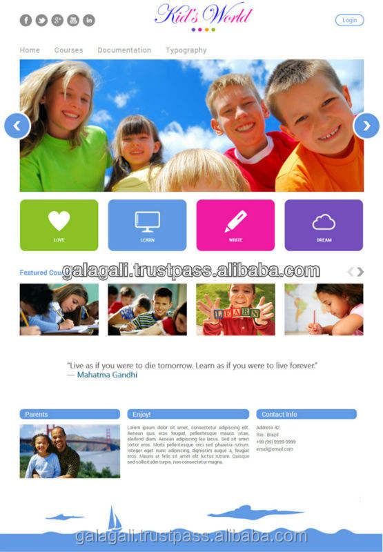 Лучший Редизайн Дружественной Поисковой системе Сайта-Веб-Дизайна и Развития