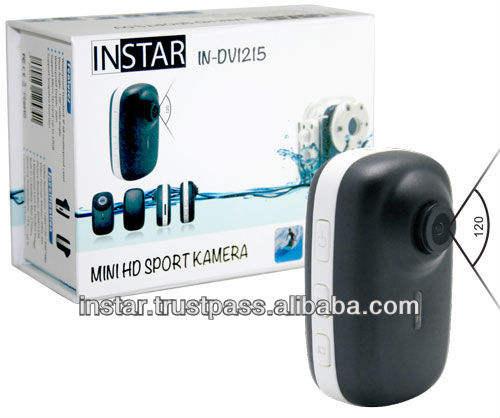 ドイツ ミニhd720pビデオ3mpスナップショットアクションビデオカメラ防水スポーツのカメラ
