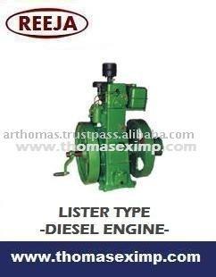 Động cơ diesel lister