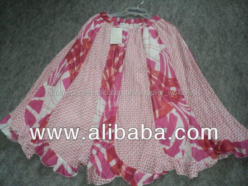 インドのボリウッド綿ロングスカート、 印刷されたスカートを一致させる///プリントミックスの女性のスカートの長いスカートを一致させる///ミックスn
