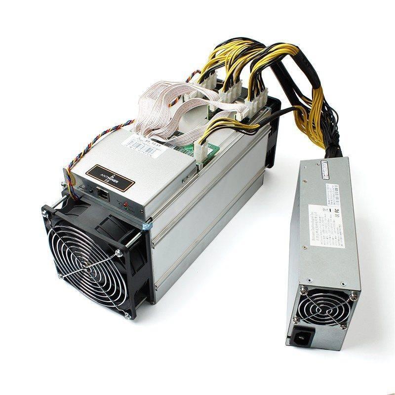 Brand New Bitmain Bitcoin ATM 14TH SH256 BM1387 Asic Mining Machine S9i S9j Antminer S9