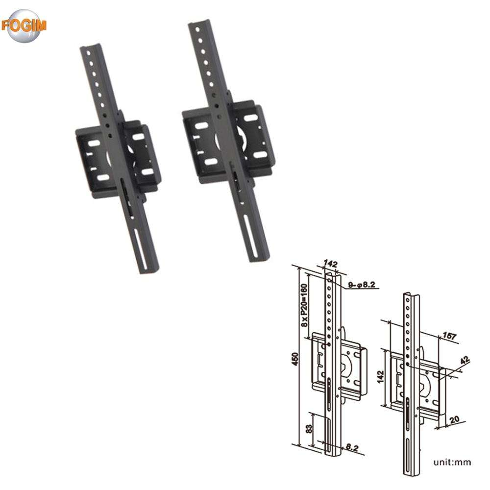 "Easy Installment LCD TV brackets fits big TV, Easy Installation TV slide mount (32""~65"")"