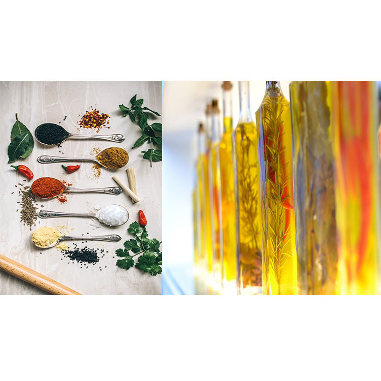 Concentrated Extract Pepper Garlic Onion Chilli Spices for Snacks, Seasoning, Sauces and Meat