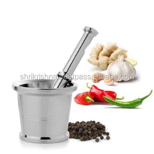 Barato custom home utensilios de cocina mortero y Maja