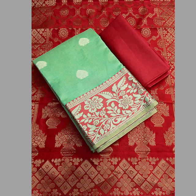 Ropa Casual trabajo Zari brocado, seda trajes Salwar colección