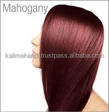 Mahogany Henna