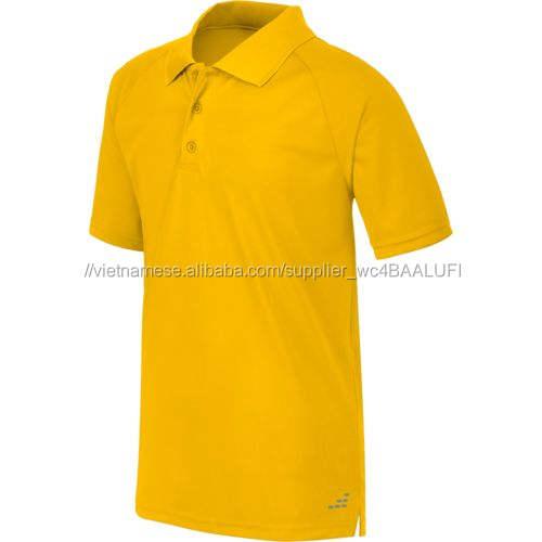 2017 New Arrival Nam Boys 'Ngắn Tay Áo Polo Shirt