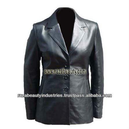phụ nữ da áo khoác <span class=keywords><strong>lông</strong></span>