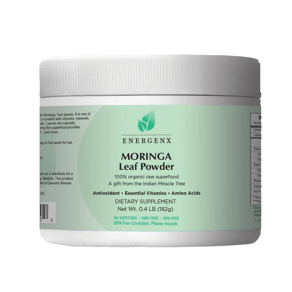 Moringa Powder Organic Vitamins Complete Amino Acid Profile Ayurvedic Product