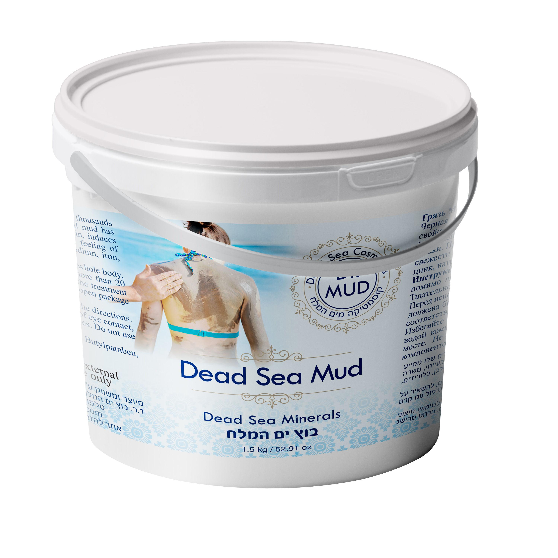 Dead Sea Mud 1500g by Dr.Mud Dead Sea Cosmetics