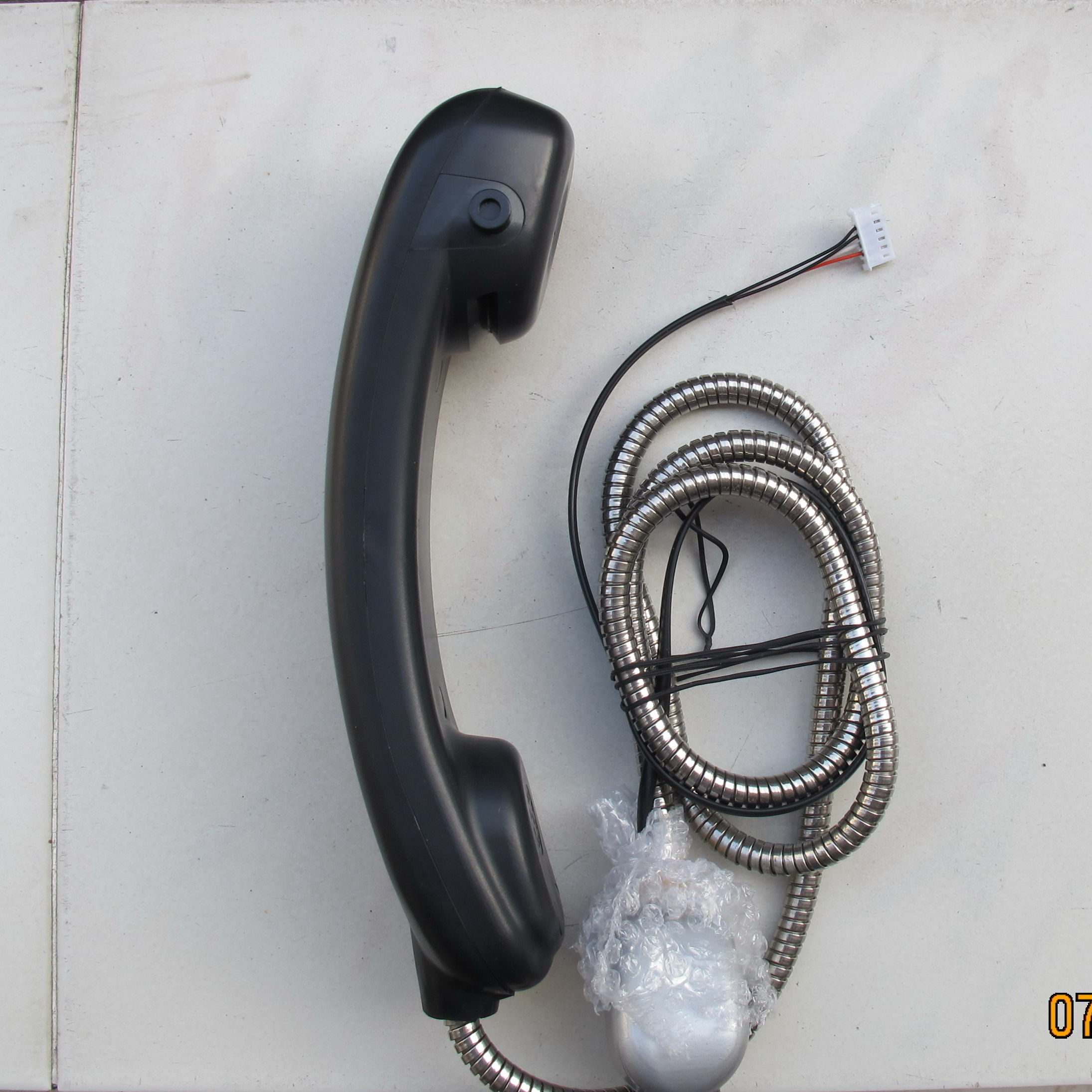 Payphone Handset of Urmet Optima