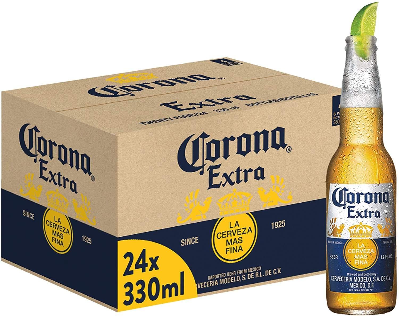 Corona Extra Beer 330ml / 355ml