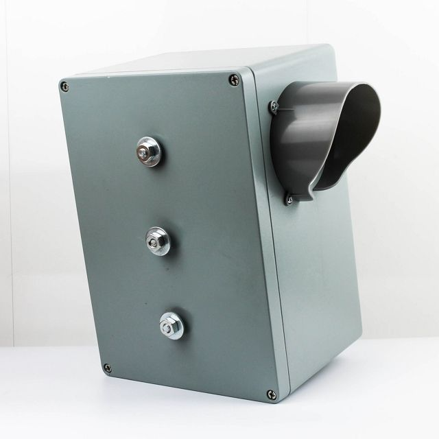 ASTROHN-2A Russian Origin Infrared Camera Thermal Imager for Railway Infrastructure Security
