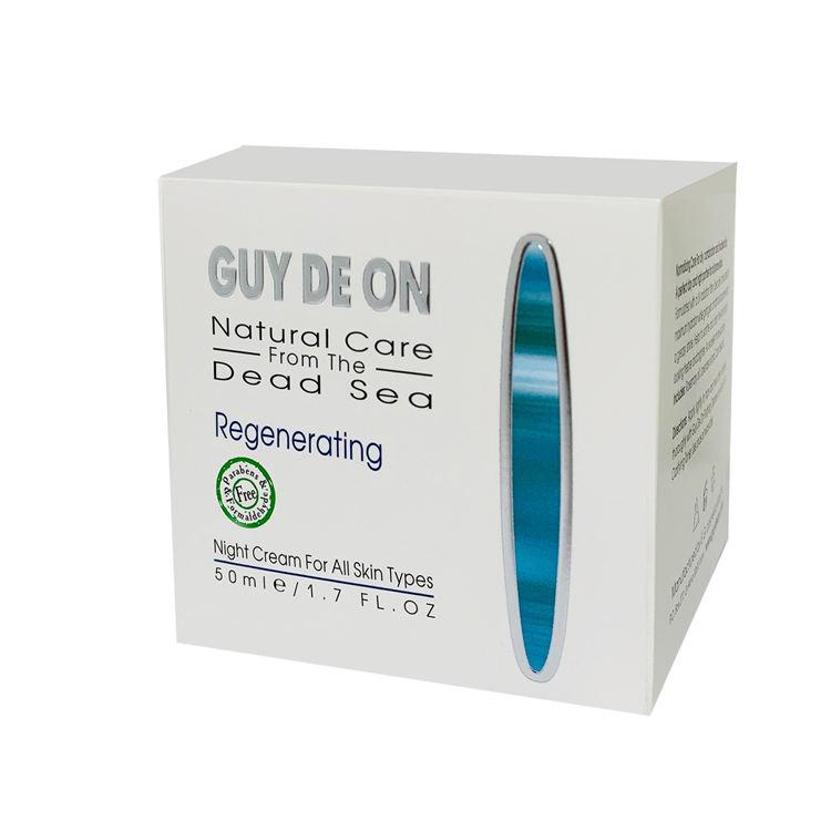 Cosmetics Grade Regenerating Night Cream for Face Care from Leading OEM Exporter