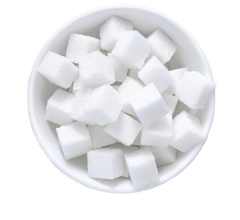 Refined white Sugar Icumsa45