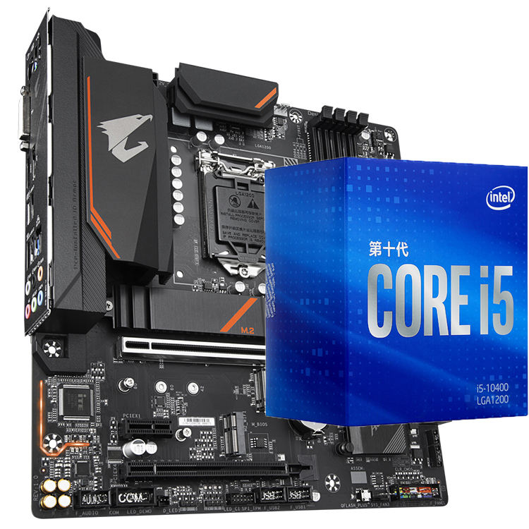 GIGABYTE B460M AORUS PRO Gaming Scheda Madre con Processore Intel 10th <span class=keywords><strong>Core</strong></span> I5 10400 10400F 10500 <span class=keywords><strong>I7</strong></span> 10700 CPU