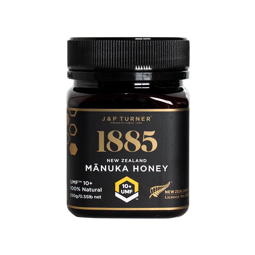 Manuka Honey UMF 10+ 250ml NZ Made Premium Quality 100% Pure Black Label Edition